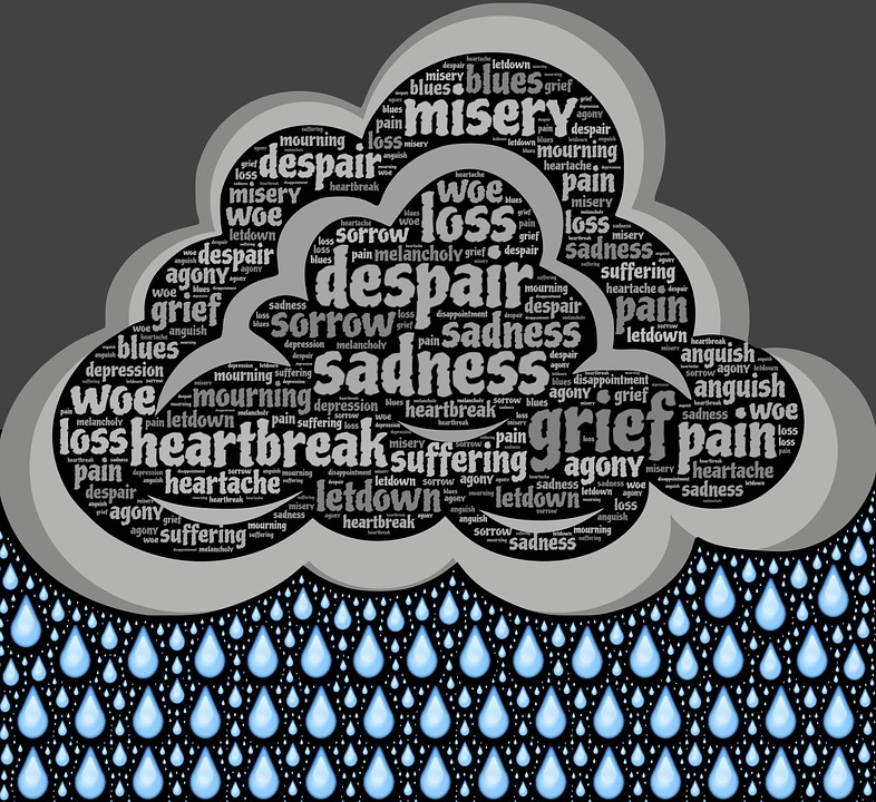 Grief: When Even the Kindest Words Won't Cut it