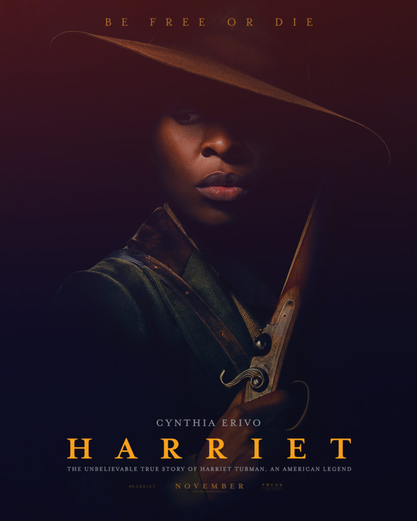 "If You Want to Soar, Go See ""Harriet."""
